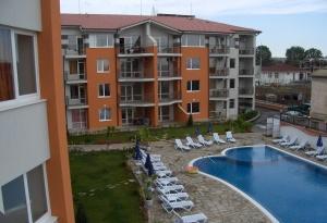 Апартамент Градина Черноморец