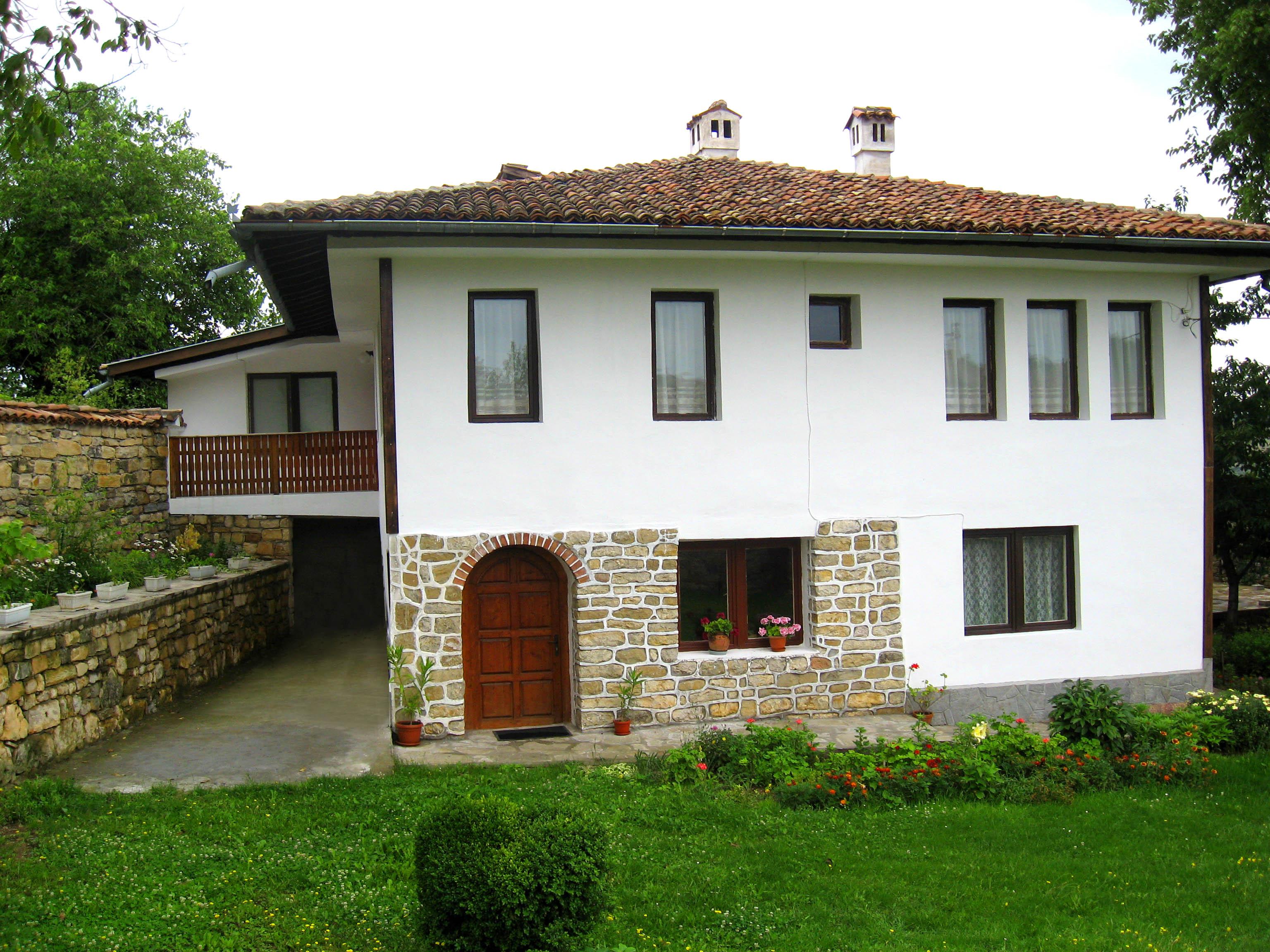 Къща за гости –  ЕЛЕФТЕРОВА  КЪЩА