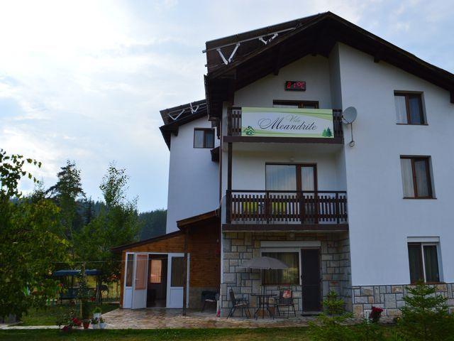 Къща за гости Меандрите