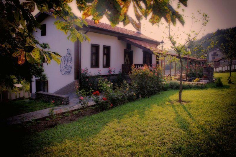 Къща за гости Музеят-Тополово