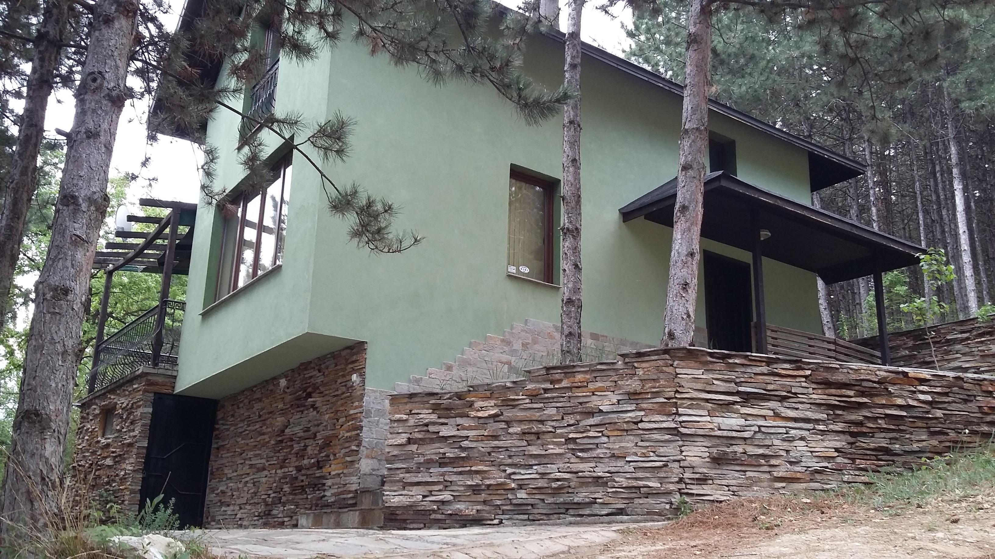 Kъща за гости Диана-с. Брестовица