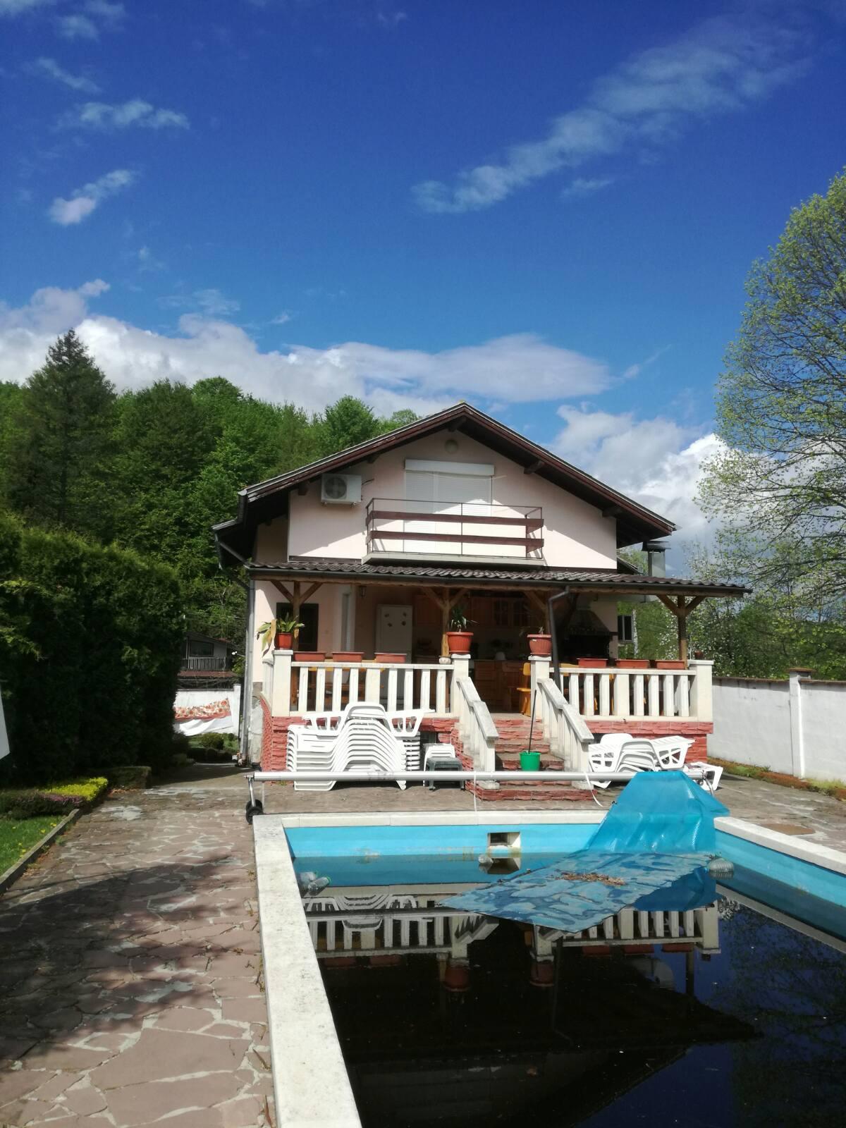 Къща за гости Балкански рай