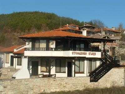 Стефанови къщи